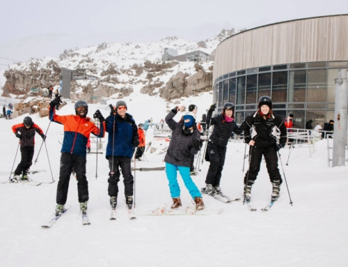 You've Got To Get out to the snow: Whakapapa ski field