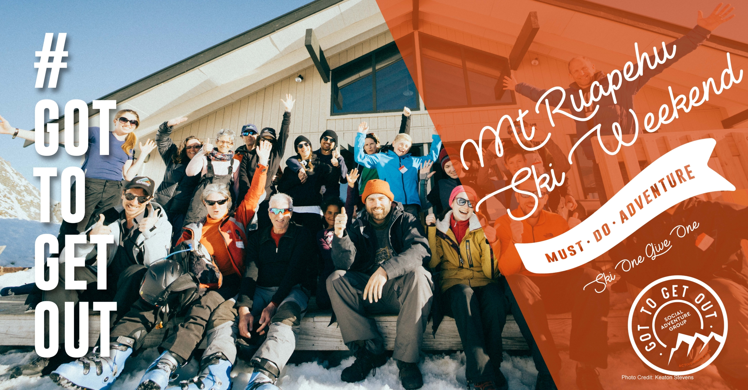 mt ruapehu ski weekend