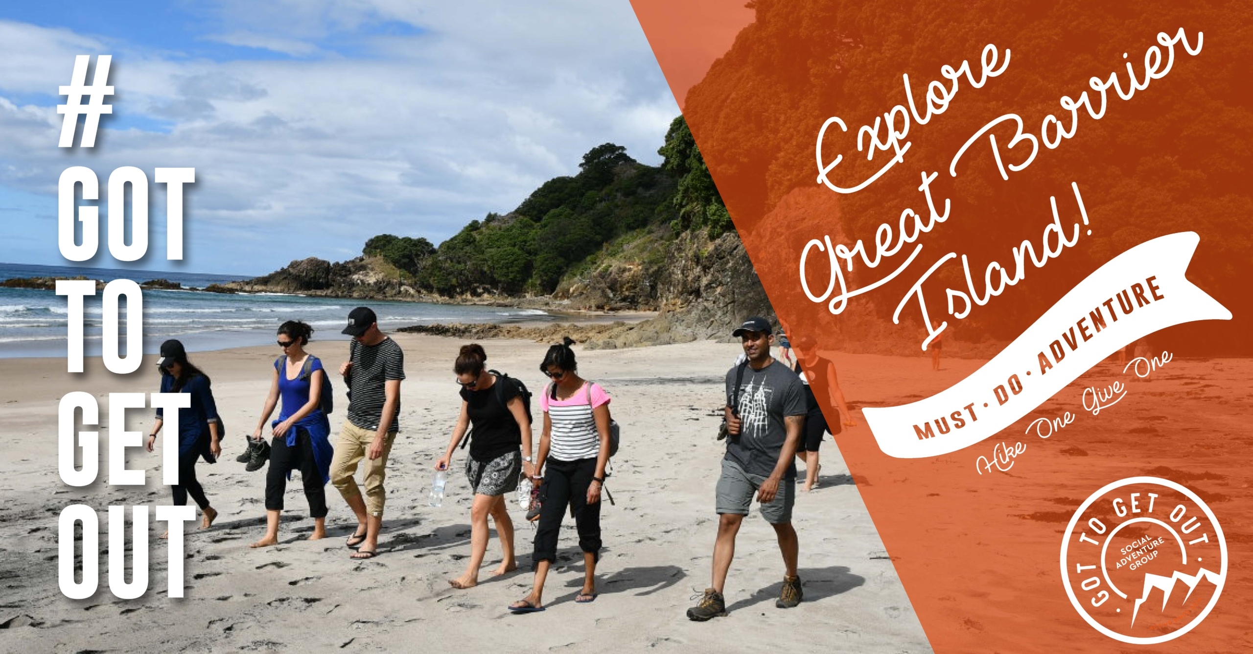 must do adventure explore great barrier island nz