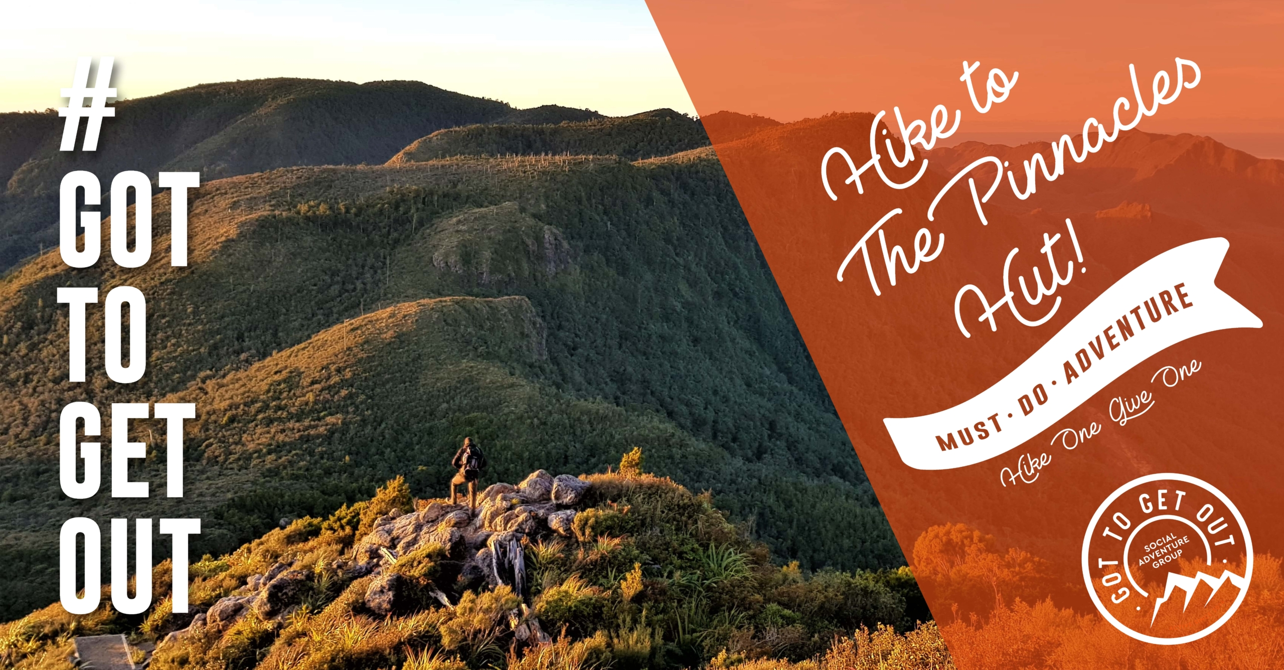 must do adventure hike to the pinnacles hut nz