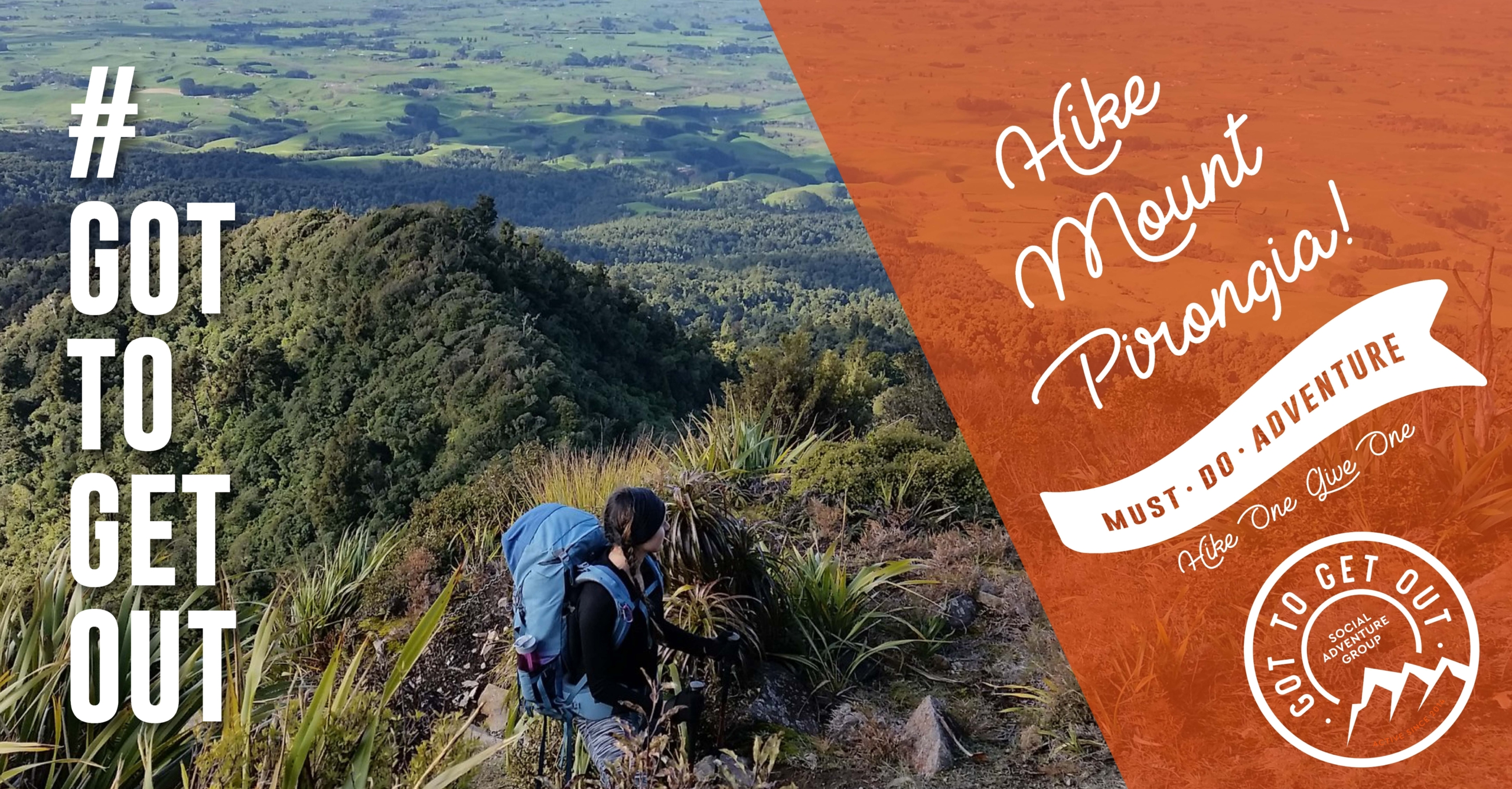 must do adventure hiking mt pirongia nz